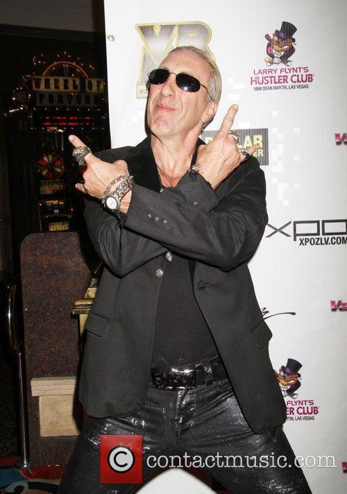Dee Snider 'Vegas Rocks!' Magazine Awards held at...