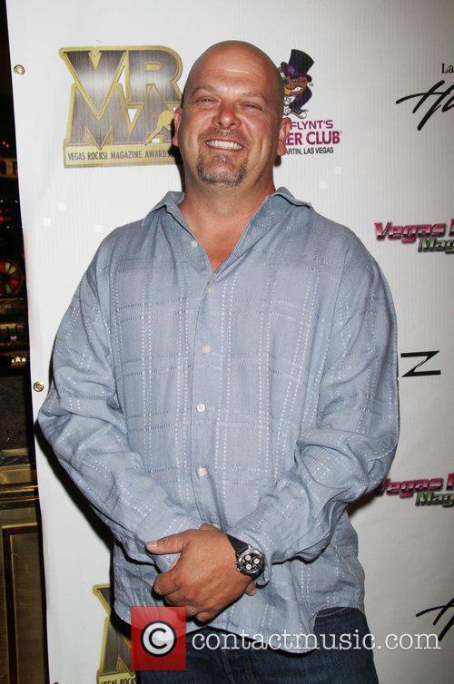 Rick Harrison (Pawn Stars) 'Vegas Rocks!' Magazine Awards...