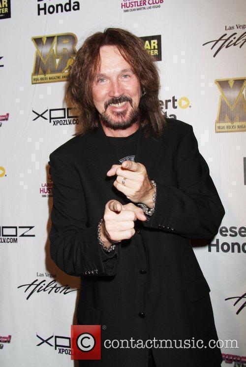 Ron Keel 'Vegas Rocks!' Magazine Awards held at...