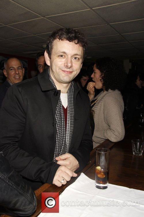 Michael Sheen attends the after party for the...