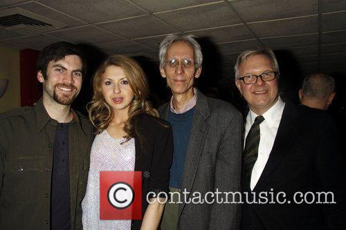 Wes Bentley, Nina Arianda David Ives, and Walter...