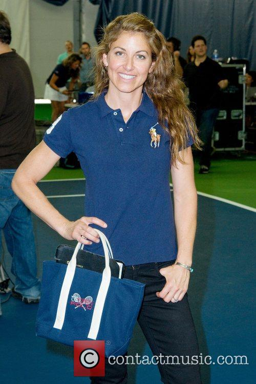 Polo Ralph Lauren Legends Tennis Clinic With Venus...