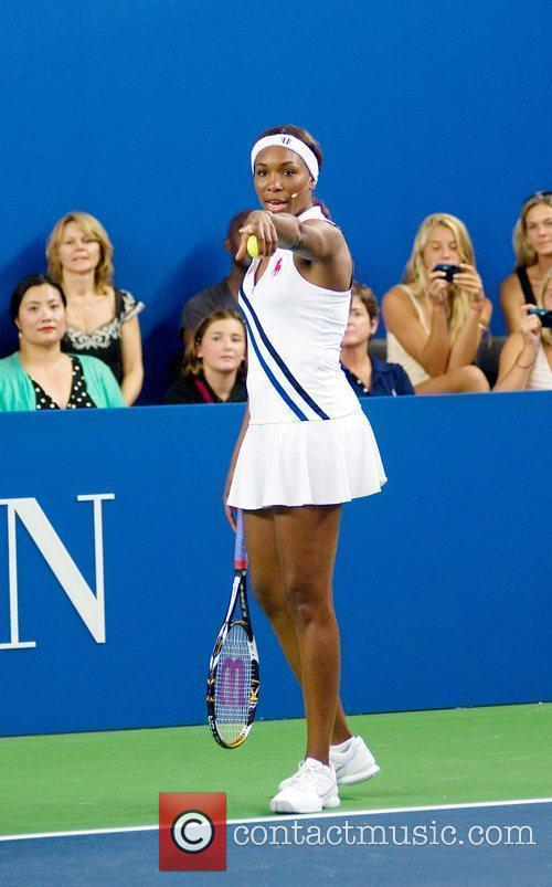 Venus Williams, Clinic and Ralph Lauren 8