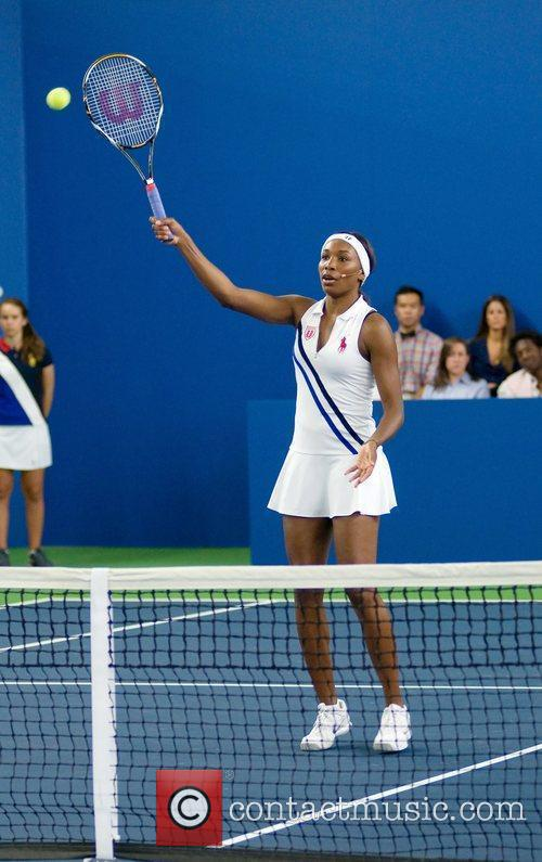 Venus Williams, Clinic and Ralph Lauren 5