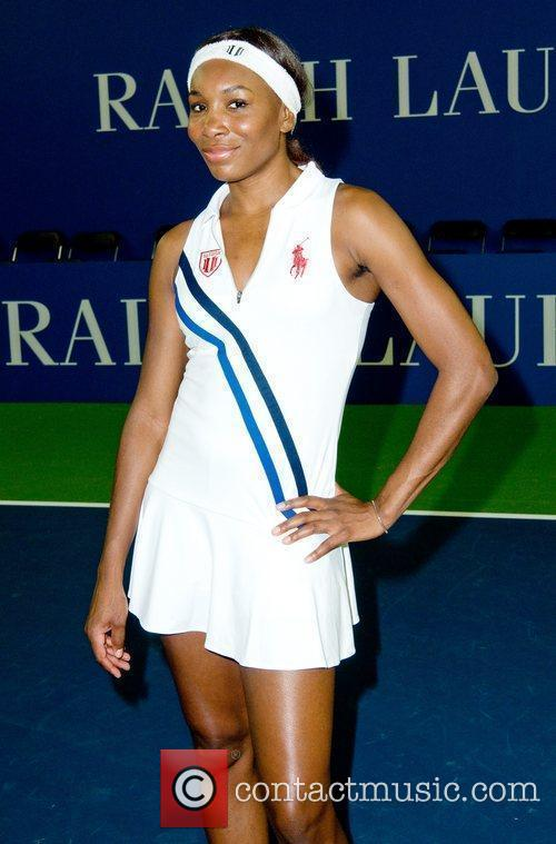 Venus Williams, Clinic and Ralph Lauren 6