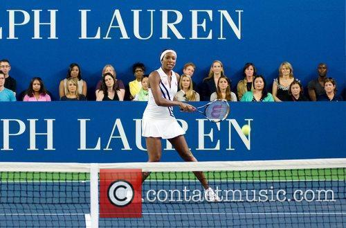 Venus Williams, Clinic and Ralph Lauren 11