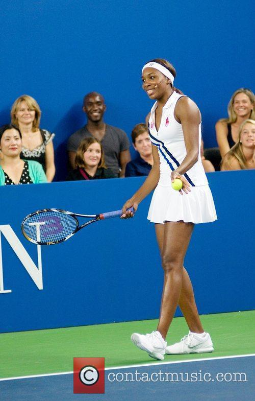 Venus Williams, Clinic and Ralph Lauren 10