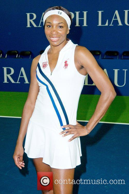 Venus Williams, Clinic and Ralph Lauren 2