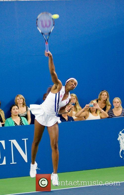 Venus Williams, Clinic and Ralph Lauren 4