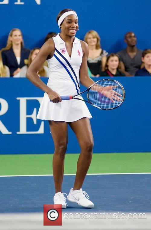 Venus Williams, Clinic and Ralph Lauren 9