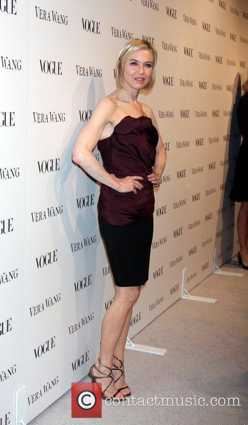 Renee Zellweger and Vera Wang 4