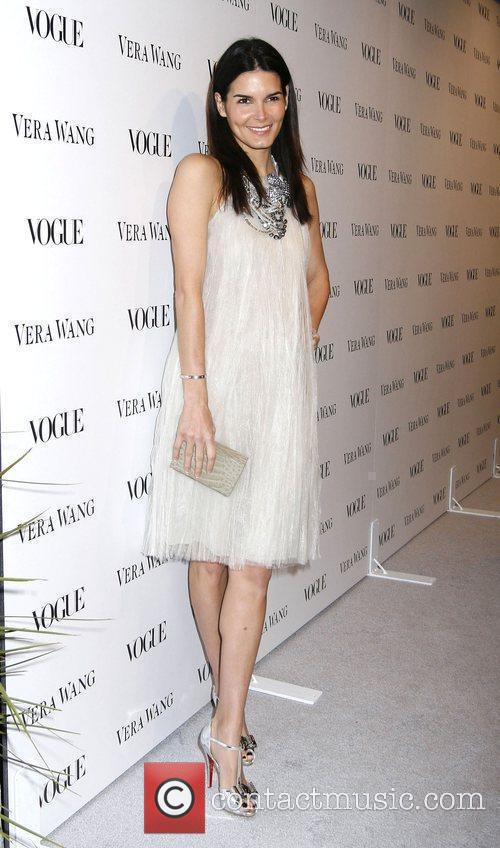 Vera Wang's Los Angeles Boutique Launch held at...