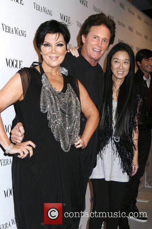 Kris Jenner and Vera Wang 6