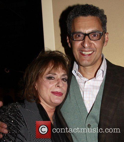 Patti Lupone and John Turturro 6