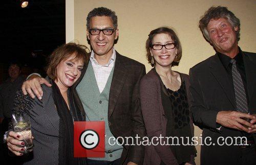 Patti Lupone, John Turturro, Katherine Borowitz and Matt Johnson 5