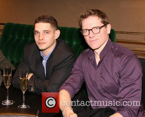 Philip Bulcock The launch of Vertilon Bar at...