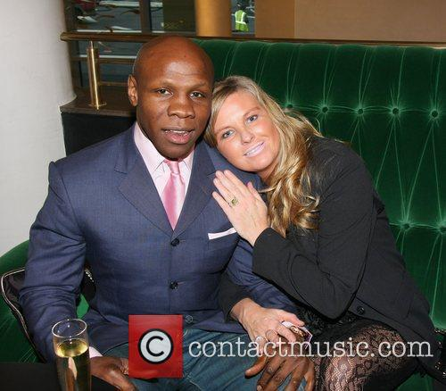 Chris Eubank, Aston Martin and Goldfinger 6