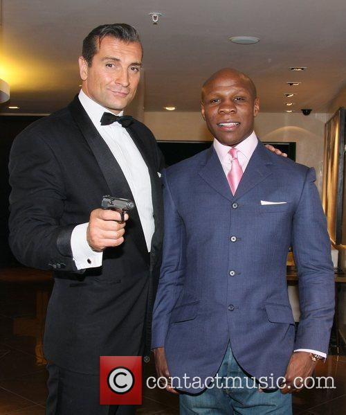 Chris Eubank, Aston Martin and Goldfinger 4