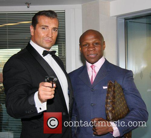 Chris Eubank, Aston Martin and Goldfinger 2