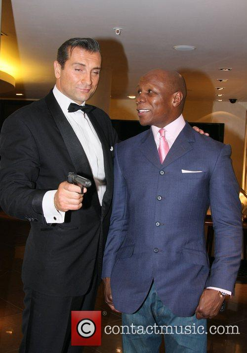 Chris Eubank, Aston Martin and Goldfinger 3