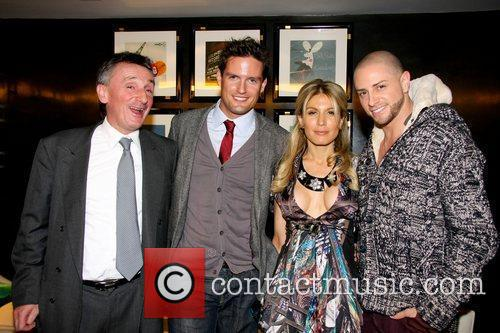 Hofit Golan, Aston Martin, Brian Friedman and Goldfinger 7