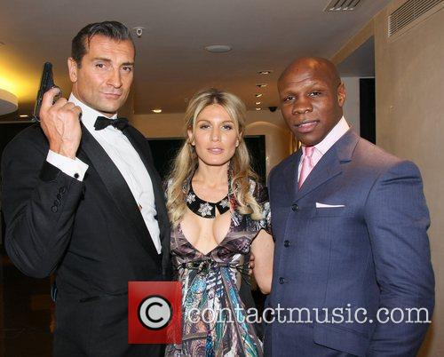 Hofit Golan, Aston Martin, Chris Eubank and Goldfinger 1