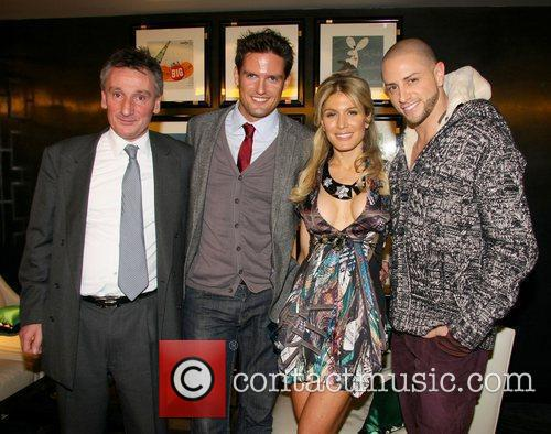 Hofit Golan, Aston Martin, Brian Friedman and Goldfinger 5