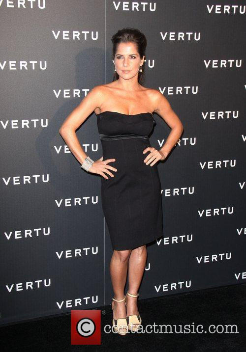 Kelly Monaco Vertu's Rodeo Drive Boutique Grand Opening...
