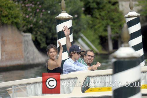 Celebrities at the 67th Venice International Film Festival...