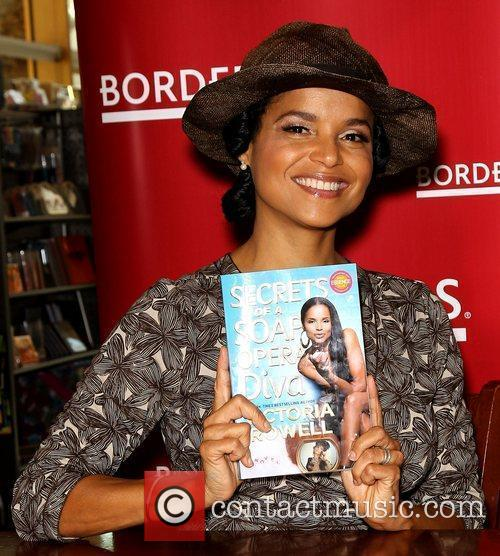 Victoria Rowell and Las Vegas 21