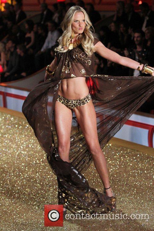 Anne Vyalitsina 2010 Victoria's Secret Fashin Show held...
