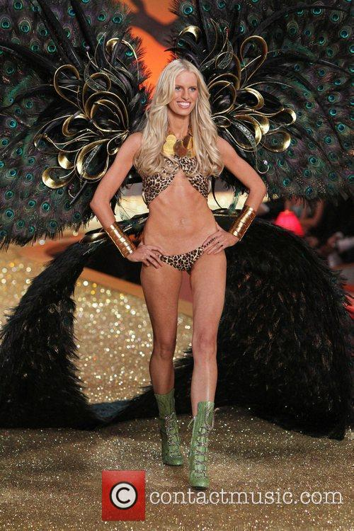 Caroline Winberg 2010 Victoria's Secret Fashin Show held...