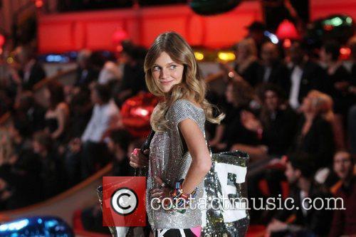 Constance Jablonski 2010 Victoria's Secret Fashin Show held...
