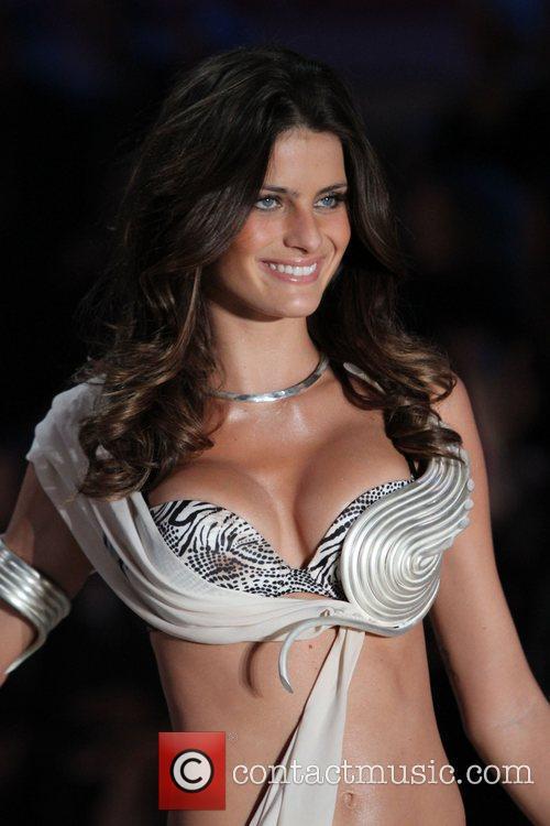 Isabeli Fontana 2010 Victoria's Secret Fashin Show held...