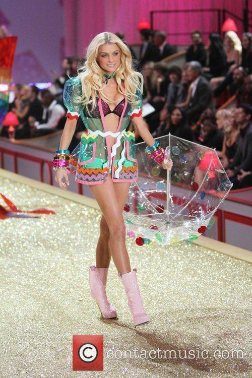 Jessica Stam 2010 Victoria's Secret Fashin Show held...