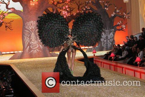 2010 Victoria's Secret Fashin Show held at The...