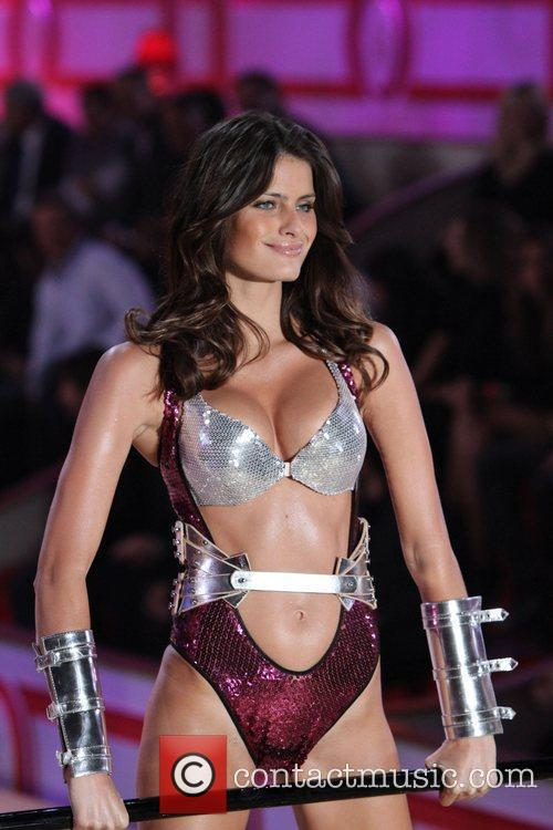 Isabeli Fontana 2010 Victoria's Secret Fashion Show held...