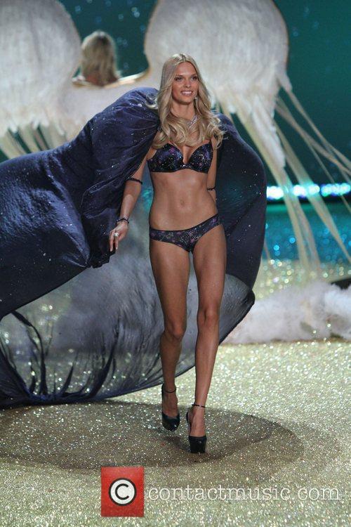 Katsia Damankov 2010 Victoria's Secret Fashion Show held...