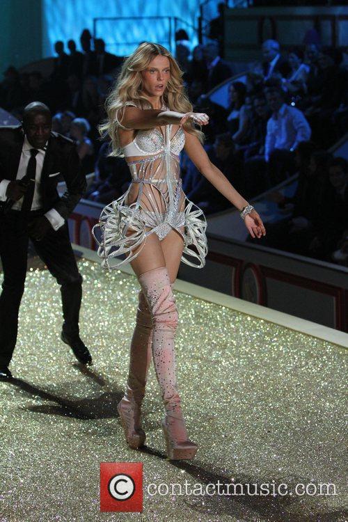 Martha Streck 2010 Victoria's Secret Fashion Show held...