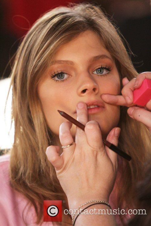 Constance Jablonski 2010 Victoria's Secret Fashion Show at...