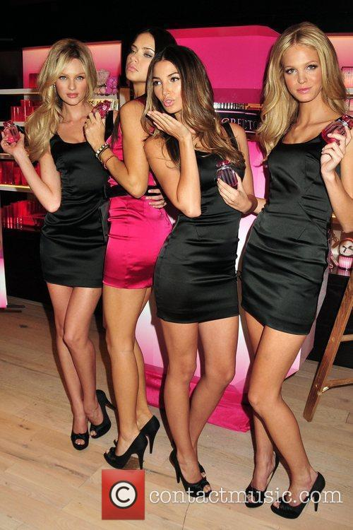 Victoria's Secret Beauty 'Bombshell' fragrance launch held at...