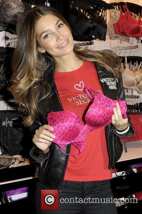 Lily Aldridge, Victorias Secret