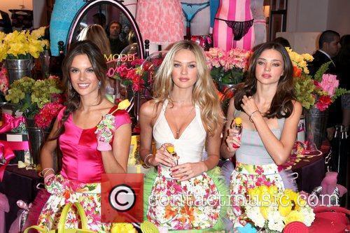 Alessandra Ambrosio, Candice Swanepoel and Miranda Kerr 6