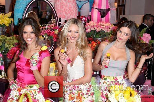 Alessandra Ambrosio, Candice Swanepoel and Miranda Kerr 4