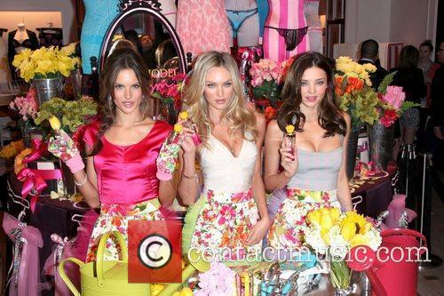 Alessandra Ambrosio, Candice Swanepoel and Miranda Kerr 8