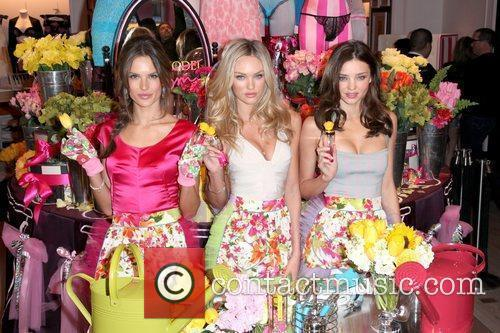 Alessandra Ambrosio, Candice Swanepoel and Miranda Kerr 3