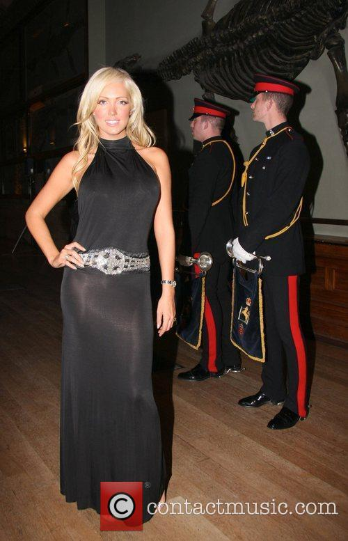 Aisleyne Horgan-Wallace Victory Ball in support of Help...