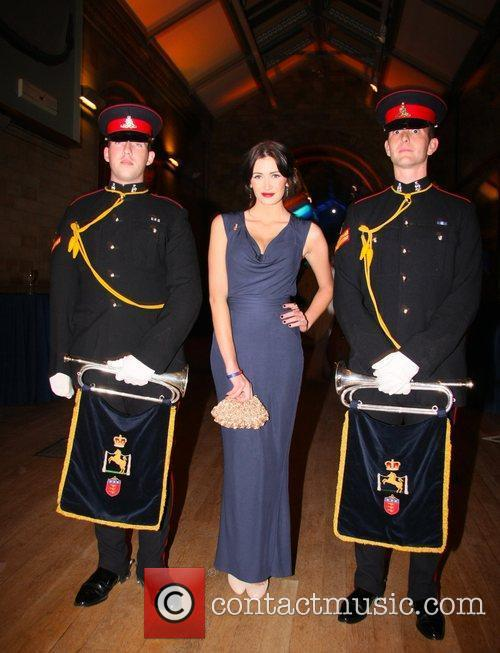 Victory Ball in support of Help For Heroes...