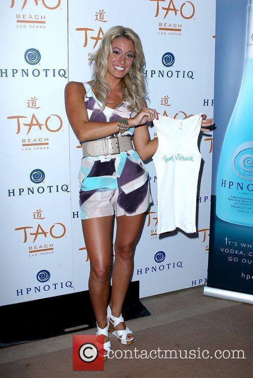 Hpntotiq celebrates Single & Fabulous at TAO Beach...