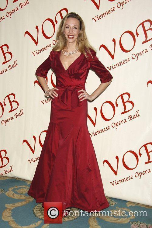 Elizabeth Gore  The 2010 Viennese Opera Ball...